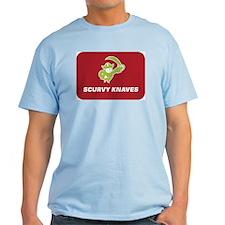 Pirates - Scurvy Knaves T-Shirt