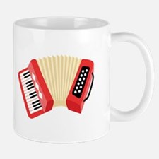 Accordion Musical Instrument Mugs