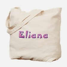 Eliana Pink Giraffe Tote Bag
