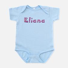 Eliana Pink Giraffe Body Suit