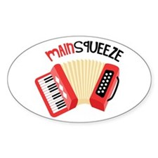 Main Squeeze Decal