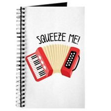 Squeeze Me! Journal