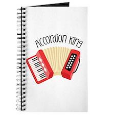 Accordion King Journal