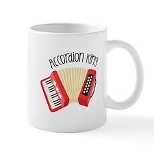 Accordion King Mugs