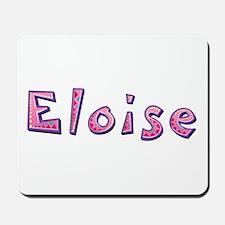 Eloise Pink Giraffe Mousepad