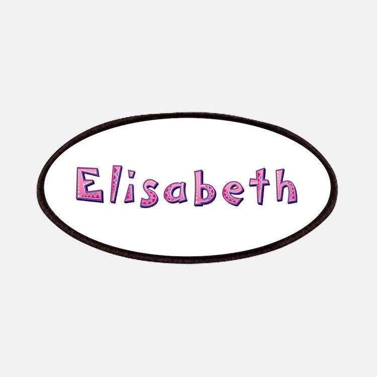 Elisabeth Pink Giraffe Patch