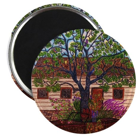 Girdners Tree Car Magnets
