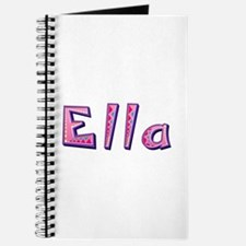 Ella Pink Giraffe Journal
