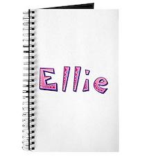 Ellie Pink Giraffe Journal