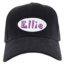 Ellie Pink Giraffe Baseball Hat