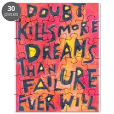 Doubt Kills Dreams Puzzle