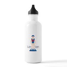 Swim Team Water Bottle