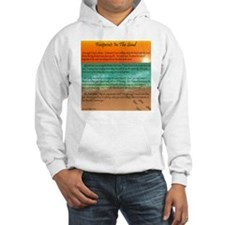 Footprints in the Sand Hoodie