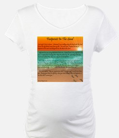 Footprints in the Sand Shirt