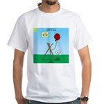 scout weather White T-Shirt