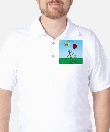 scout weather Golf Shirt