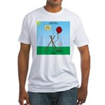 scout weather Fitted T-Shirt