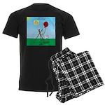 scout weather Men's Dark Pajamas