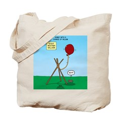 scout weather Tote Bag