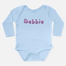 Debbie Pink Giraffe Body Suit