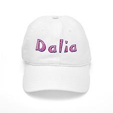Dalia Pink Giraffe Baseball Baseball Cap