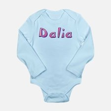 Dalia Pink Giraffe Body Suit