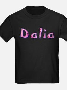 Dalia Pink Giraffe T-Shirt