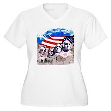 Mount Rushmore wi T-Shirt
