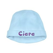 Ciara Pink Giraffe baby hat