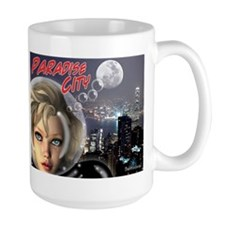 Bubblehead Paradise City Mugs