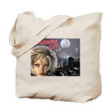 Bubblehead Paradise City Tote Bag