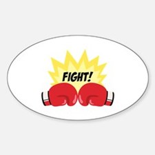 Fight! Decal