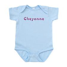 Cheyanne Pink Giraffe Body Suit