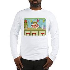Shih Tzu Tiki Bar Long Sleeve T-Shirt
