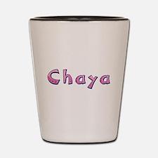 Chaya Pink Giraffe Shot Glass
