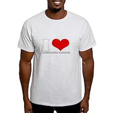 i love heart californian acce T-Shirt