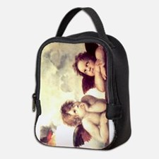 Raphael - Sistine Madonna Neoprene Lunch Bag