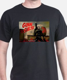 Bubblehead Gimme Shelter T-Shirt