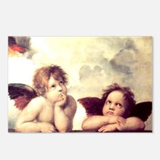 Raphael - Sistine Madonna Postcards (Package of 8)