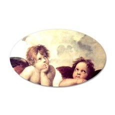 Raphael - Sistine Madonna Wall Decal
