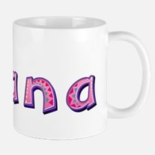 Chana Pink Giraffe Mugs