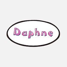 Daphne Pink Giraffe Patch