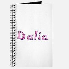 Dalia Pink Giraffe Journal