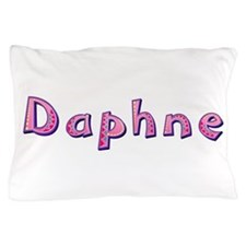 Daphne Pink Giraffe Pillow Case