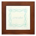 create Framed Tile