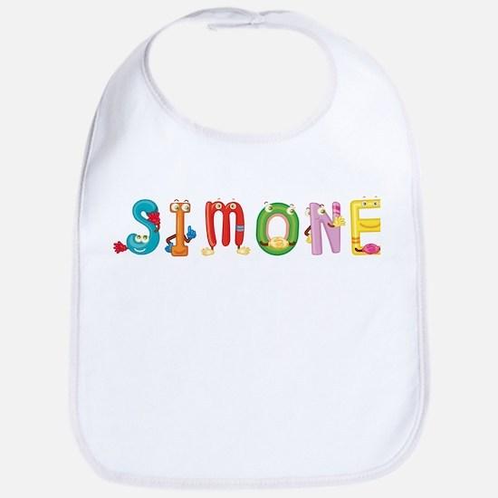 Simone Baby Bib