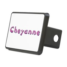 Cheyanne Pink Giraffe Hitch Cover