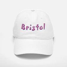 Bristol Pink Giraffe Baseball Baseball Baseball Cap