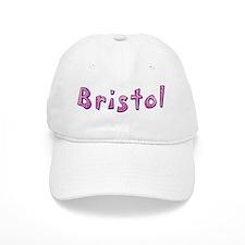 Bristol Pink Giraffe Baseball Baseball Cap