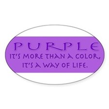 purplewaybumper Decal